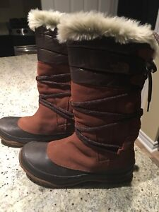 North Face winter boots - brand new never worn