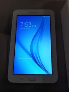 Samsung Galaxy Tablet Elite in White