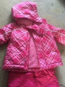 Free: 12-18 month snowsuit and spring coat
