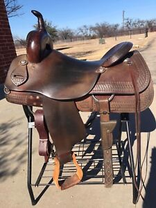 ROO CUTTING SADDLE