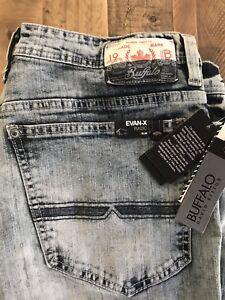 Buffalo Slim Fit Jeans size 34x32, brand new with tags (men's)