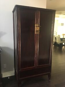 Asian antique cabinet