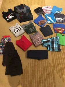 Variety Boys size 6-7 clothes