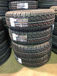 NEW LT265/75/R16 SUMMER TIRES