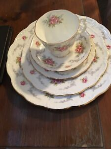 "Royal Albert ""Tranquillity"" Bone China"
