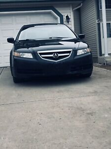 2005 Acura TL 209600km fully loaded $3500 if gone tonight