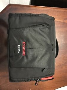 Canon EOS camera bag
