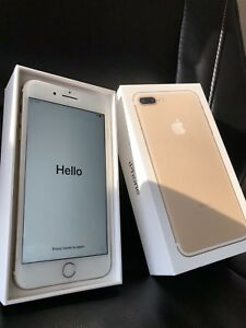 iPhone 7 Plus Gold 32 Gig excellent condition