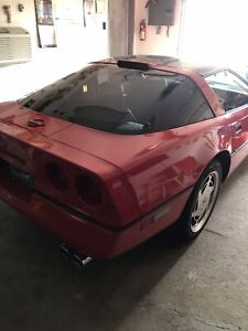 1988 Corvette Low km (No Trades)