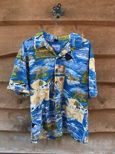 Mens Party Shirt Size Large