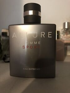 Chanel allure home sport Aux extreme cologne