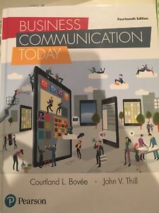 Business communication today