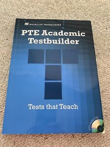 PTE Academic Test Builder (never used) Bowral Bowral Area Preview
