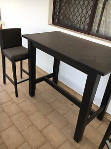 Bar stools x2 and bar table Eden Hill Bassendean Area Preview