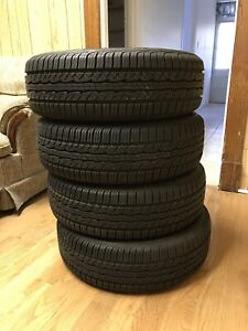 almost 4 new summer tire 205 65 R16