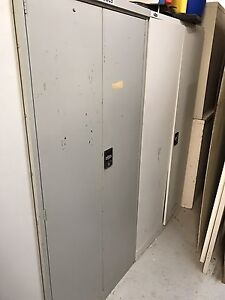 Metal cabinets Brighton-le-sands Rockdale Area Preview