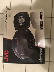 Jvc car speakers