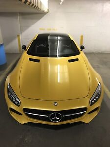 2016 Mercedes-Benz GT S Amg —-One owner
