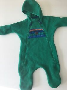 MEC Fleece Suit- 6 months