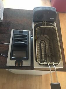 Breville Forte Deep Fryer St Leonards Willoughby Area Preview