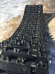 128x15x1.25 /2.52 pitch ripsaw track