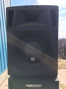 EV sx500 Speakers 15""