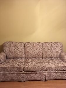Neutral Beige Couch