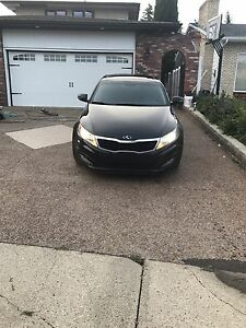 Kia Optima 2012 EX plus