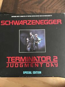 Terminator 2: judgment day special edition