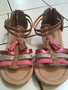 Girls Summer sandals an slipons