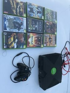 Xbox and games