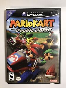 Mario Kart: Double Dash [Nintendo GameCube Black Label; CIB]