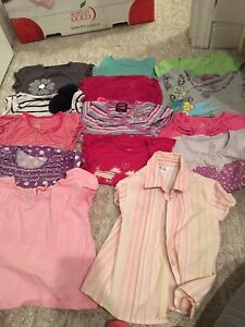Large lot of 59 3T girl items