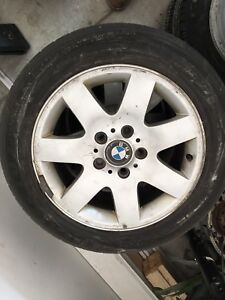 BMW winter tires