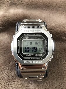 "Casio G-Shock GMW-B5000 ""Full Metal G"""