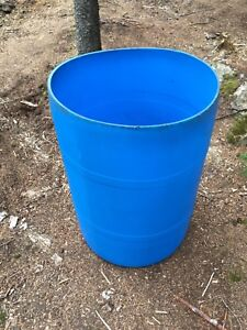 55 Gallon Rain Barrels