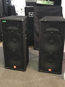 DJ Speakers and Subwoofers