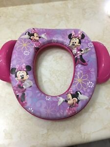 Minnie Mouse potty seat for sale!
