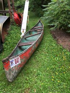 Canoe 16f