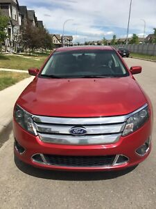 Excellent 2010 Ford Fusion AWD  REDUCED