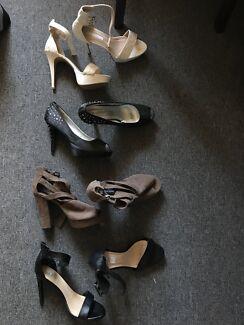 Women's heels size 10 Edens Landing Logan Area Preview
