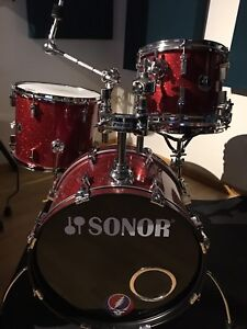 Sonor Players 4 Piece Shell Pack