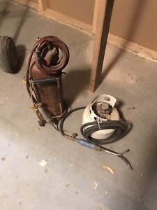 Torches, hammer drills, grinder and chargers