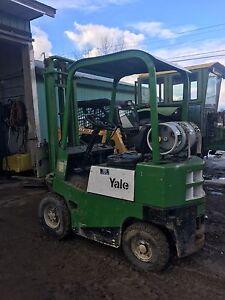 Yale GP 030 forklift