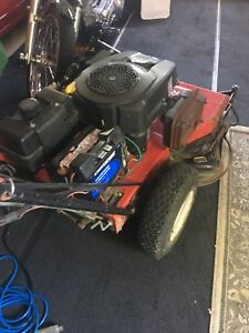 "33"" Troybilt lawn mower"