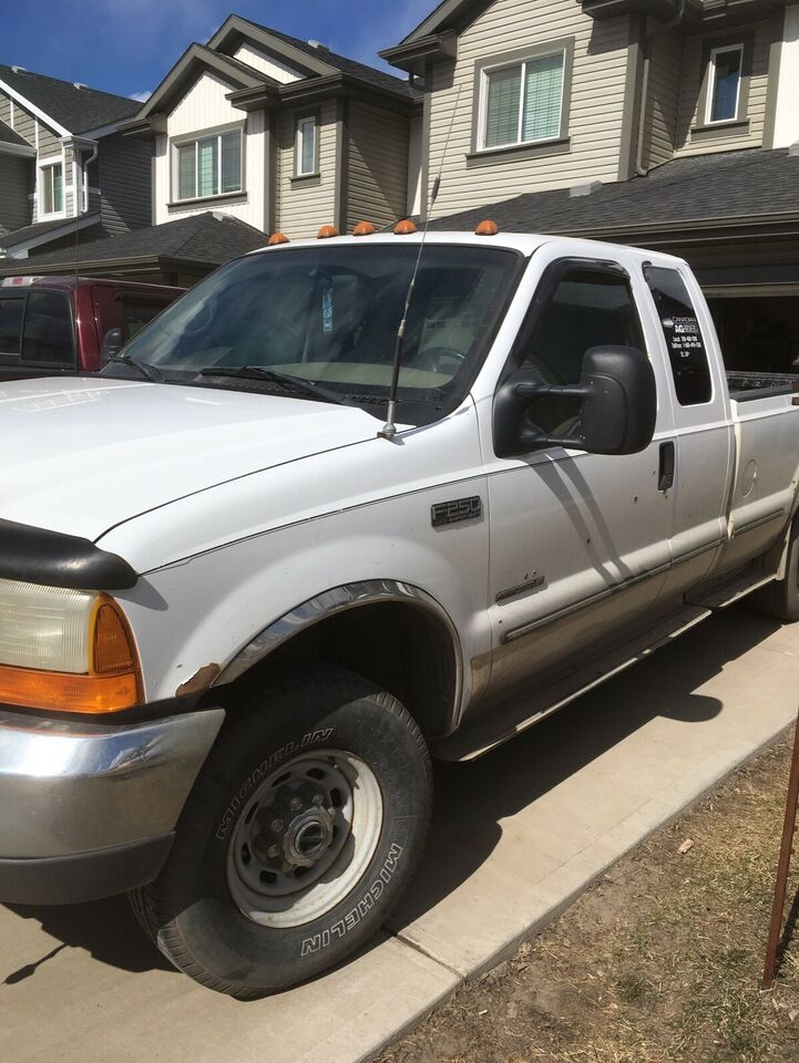 1999 ford f250 6 speed manual transmission