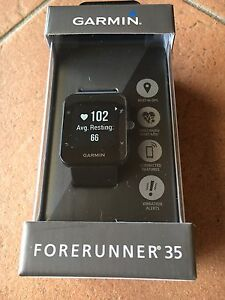 Garmin Forerunner 35 (unopened) Highton Geelong City Preview