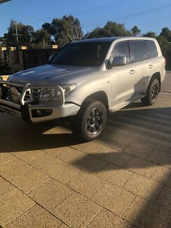 Toyota Landcruiser O'Connor Fremantle Area Preview