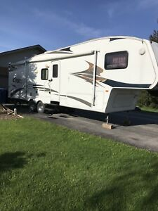 2008 Keystone Cougar Fifth Wheel
