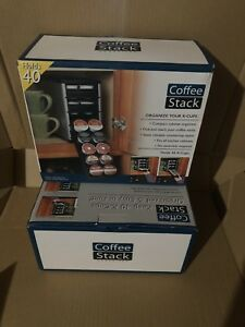 K-cup coffee stackers